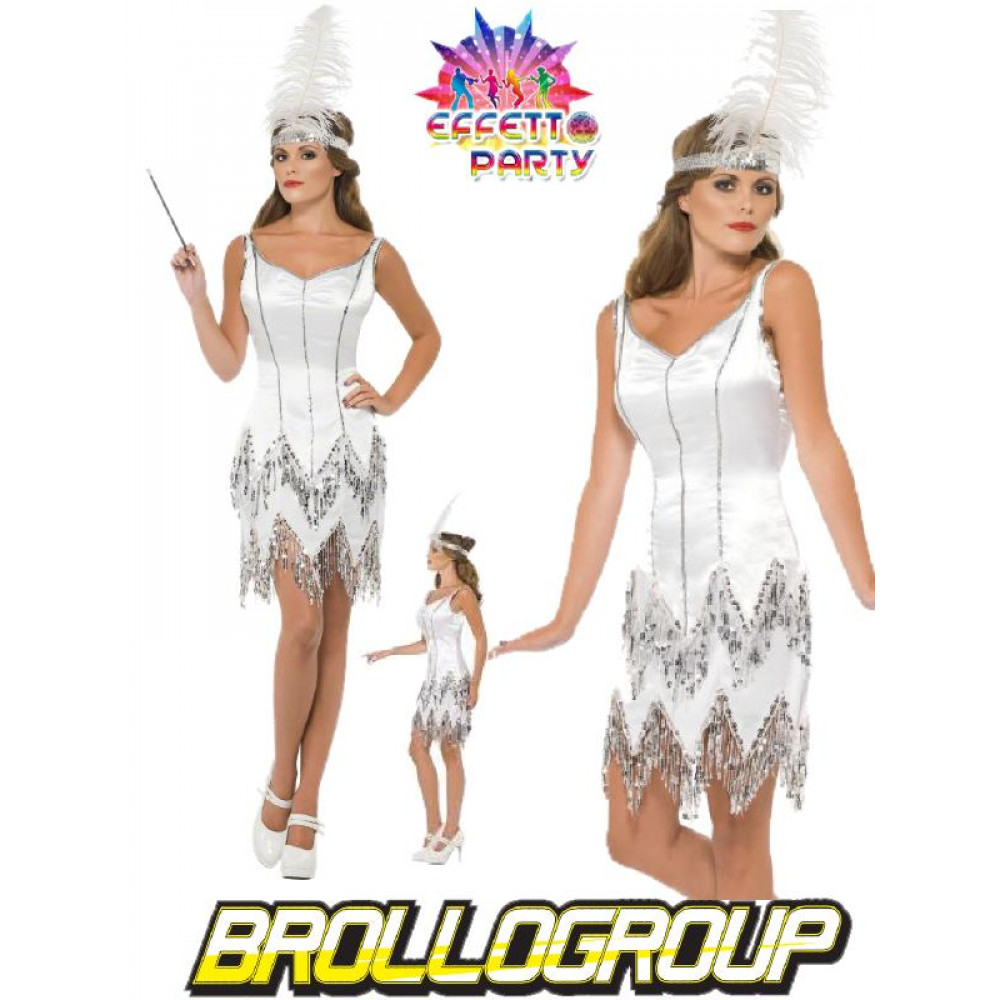 spesso Vestiti da ballo anni 30 30 marlin - Fashion touch italy HY85