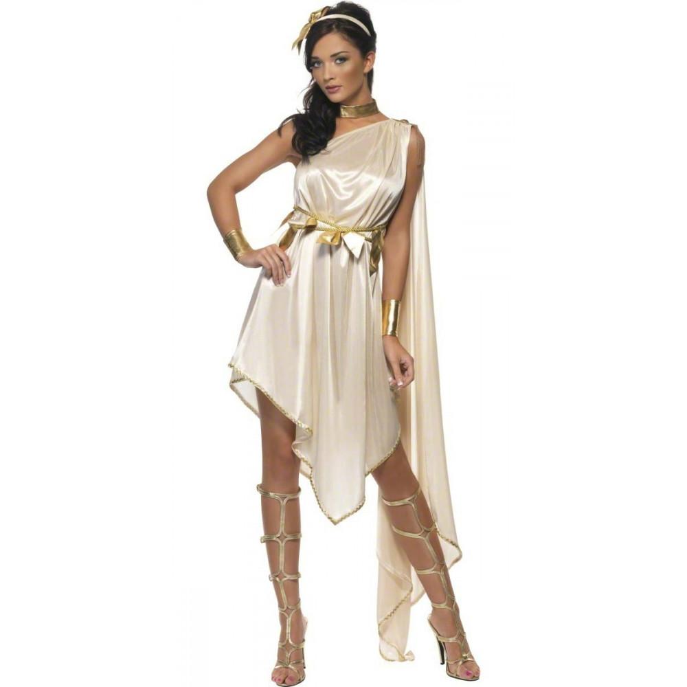 Vestito carnevale donna antica grecia abito da romana for Principessa romana