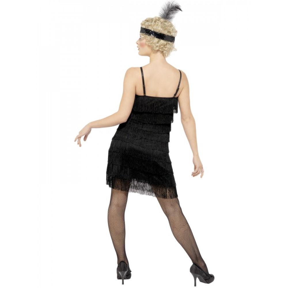 Costumi carnevale donna charleston anni 20 vestito da - Costume da bagno anni 30 ...