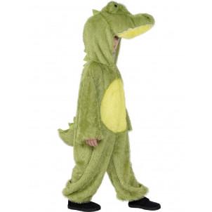 Costume Carnevale Coccodrillo bimbo bimba smiffys 30777 *07362