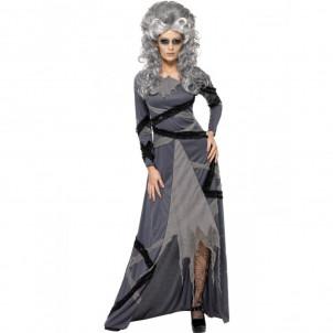 Costume Halloween Carnevale Donna Sposa Strega Gotica Smiffys