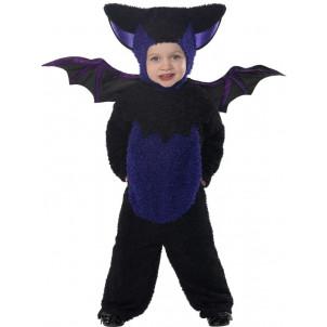 Travestimento Carnevale Halloween Bambina bimba Pipistrello Smiffy's *09082