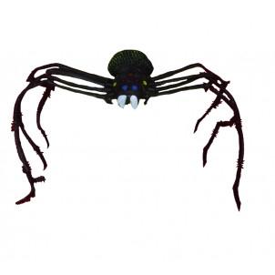 Accessori da arredo Halloween - Ragno grande Smiffy's | Pelusciamo.com