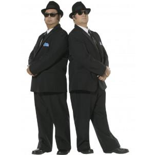 Vestito Carnevale The Blues Brothers Smiffy's Star Tv 30377 | Effettoparty.com