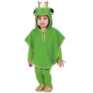 Costume Carnevale Bimbo, Animale Principe Ranocchio