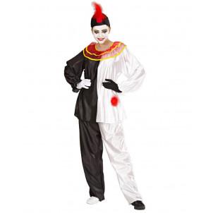 Costume Carnevale Pierrot Travestimenti Classici EP 26200 Effetto Party Store marchirolo