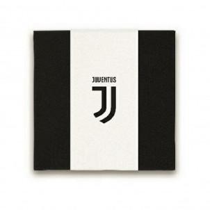 Accessori Festa  Party Juventus Fc, Tovaglioli Carta JJ | Effettoparty.com
