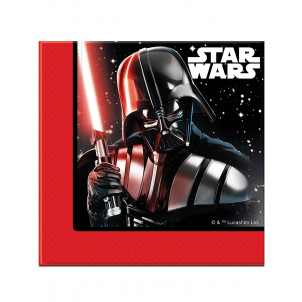 Party Compleanno Star Wars , Tovaglioli Carta Final Battle  | Effettoparty.com