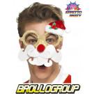 Occhiali umoristici babbo natale *01221 effettoparty.com