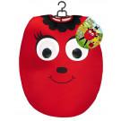 Costume Carnevale da Coccinella a Poncho PS 26394 One Size 2/4 Anni Effettoparty Store Marchirolo