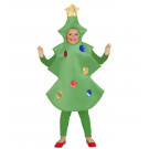 Travestimento Albero di Natale Costume Natalizio Bambini EP 25801 Effettoparty Store Marchirolo