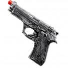 Pistola Realistica Accessori Costume Carnevale Militari PS 26477 effettoparty store Marchirolo