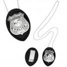 Collana Distintivo Police Accessori Carnevale Poliziotti EP 26487 effettoparty store Marchirolo