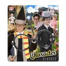 Occhiali Caratteriali Per Costume Carnevale A Tema EP 26507 effettoparty store