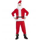 Costume Da Babbo Natale Travestimento Completo PS 25806 Effettoparty Store Marchirolo