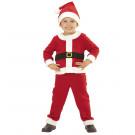 Abito Da Babbo Natale Costume Completo Bambino PS 25811 Effettoparty Store Marchirolo