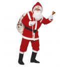 Vestito Da Babbo Natale Lusso Abito Santa Claus EP 07840 Pelusciamo Store Marchirolo