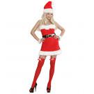 Abito Natalizio Donna Vestito Babba Natale EP 25823 Effettoparty Store Marchirolo