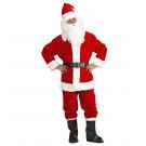 Abito Da Babbo Natale Professionale Costume Natalizio EP 01380 Effettoparty Store Marchirolo