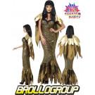 Costume Carnevale Donna Abito Cleopatra travestimento Halloween Egizia | Effettoparty.com