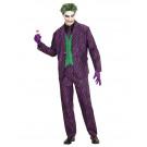 Costume Evil Joker Travestimento Carnevale Halloween EP 25861 Effettoparty Store Marchirolo