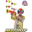 Tromba tuba gonfiabile 63 cm accessori x costumi carnevale clown *19759 effettoparty store
