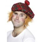 Accessori Carnevale Adulto Cappello Scozzese