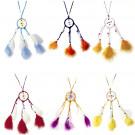 Amuleto Indiano Dreamcatcher Accessori Carnevale Indiani EP 26485 effettoparty store Marchirolo