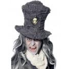 Accessori costume carnevale Halloween Cappello Teschio smiffys *09085 effettoparty.com