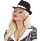 Collana Dollaro Accessori Costume Carnevale Gangster Bulli EP 00145