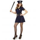 Vestito Carnevale Donna , Costume Agente Polizia   *23315 Poliziotta   | Effettoparty.com