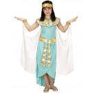 Vestito Da Regina Egiziana Costume Carnevale Bambina EP 22958 Effettoparty Store Marchirolo