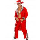 Abito Carnevale Adulto , Vestito da Re Pappone, Magnaccio EP 19979 Effettoparty Store Marchirolo