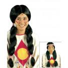 Parrucca Da Indiani EP 26412 Parrucche Carnevale  Pelusciamo Store marchirolo (Va)