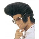 Parrucca Uomo Elvis Re del Rock N Roll Carnevale EP 26413 Pelusciamo Store marchirolo (Va)