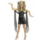 Costume Carnevale Cleopatra Travestimento Antico Egitto EP 26348 Effetto Party Store marchirolo
