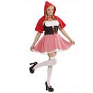 Travestimento Carnevale Cappuccetto Rosso EP 22931 Effettoparty Store marchirolo