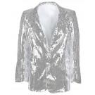 Giacca In Paillettes Showtime, Abbigliamento Per Spettacoli  EP 25878 Effettoparty Store Marchirolo