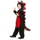 Vestito Bambino Animale , Bambina Travestimento Draghetto   | Effettoparty.com