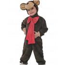 Costume Carnevale da bimbo Orso Orsacchiotto travestimento animale | pelusciamo.com
