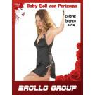 Completo  Lingerie Donna Baby Doll e Perizoma 3115