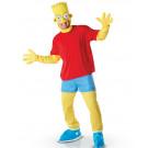 Costume Carnevale Adulto Bart Simpson the simpsons