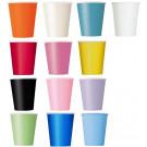 Set Bicchieri Carta Party Colore *23014 | Pelusciamo.com