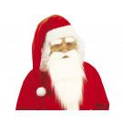 Accessori travestimento Babbo Natale Adulto, Cappello Lungo 65 cm *24832  | effettoparty.com