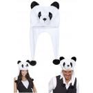 Cappello invernale unisex animale Panda accessori carnevale    effettoparty.com