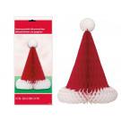 Accessori Arredo Festa, Decorazione da Tavolo Cappello Natale  | Effettoparty.com