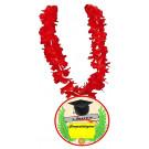 Gadget Festa di Laurea , Collana Fiori Personalizzabile * 17962 | Effettoparty.com