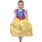 Travestimento Vestito Bambina Biancaneve Disney   | effettoparty.com