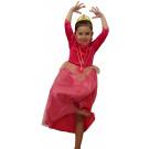 Travestimento Vestito Bambina Aurora  Disney  | effettoparty.com