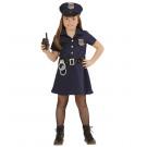 Abito Carnevale Bambina e Ragazza  Divisa da Poliziotta   | Effettoparty.com